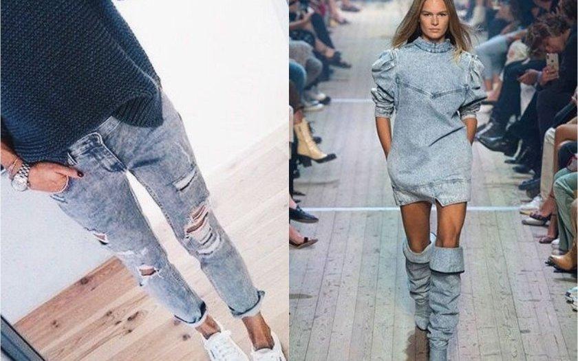 Jeans Ácido