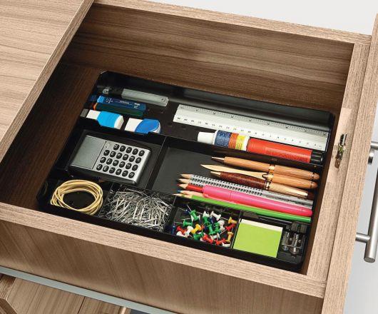 dicas simples de como organizar gavetas