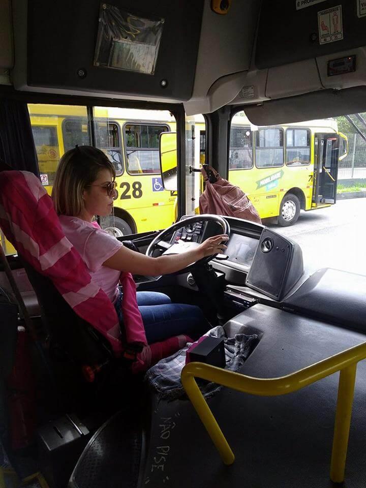 Mulheres e motoristas