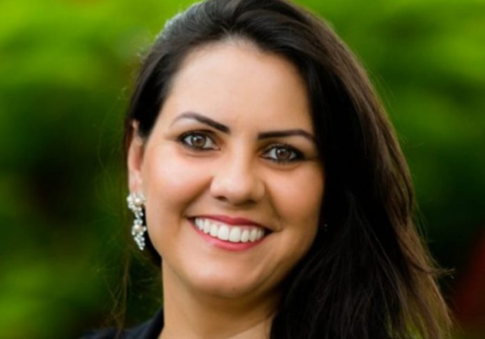 Professora Doani no Top 10 - Foto: divulgação