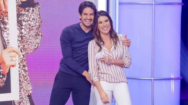 Rebeca Abravanel vai se mudar para acompanhar Alexandre Pato na nova empreitada profissional