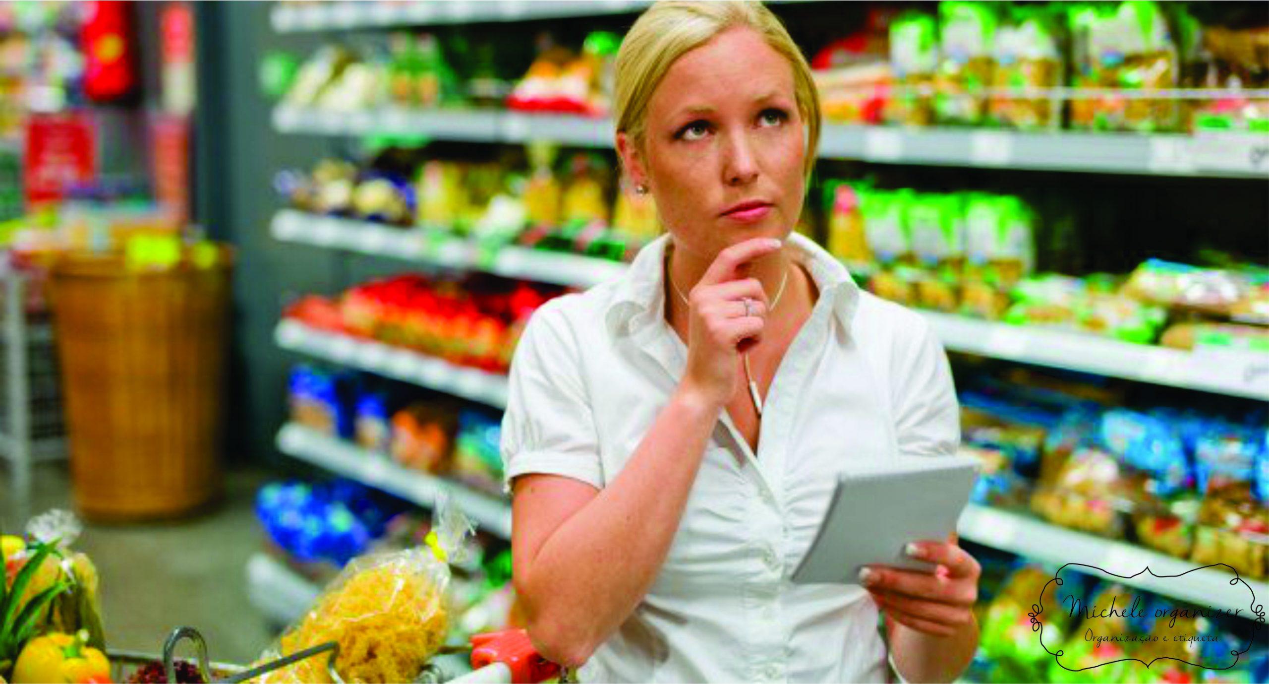6 dicas para planejar as compras de supermercado e reduzir gastos