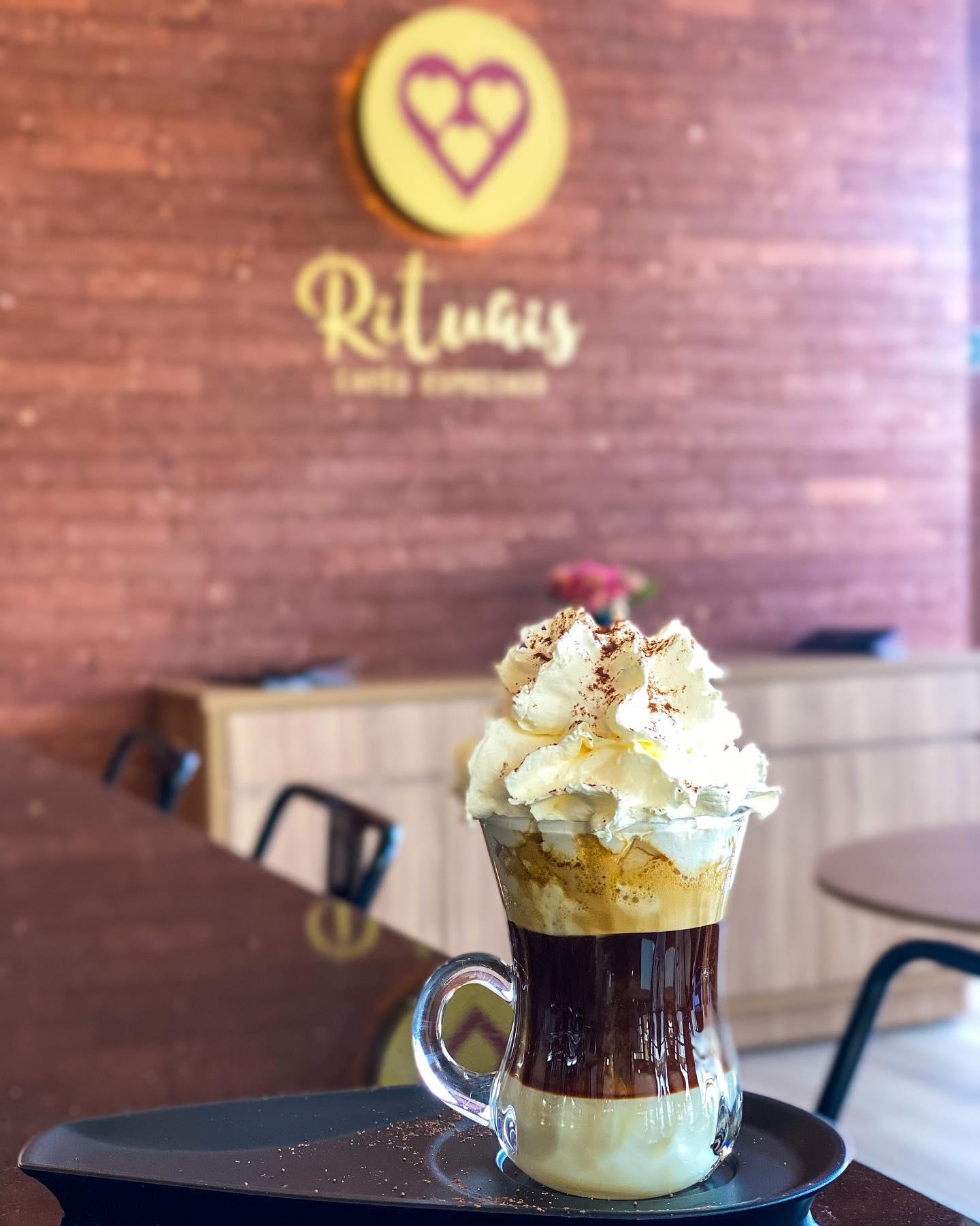 Um Sonho Realizado um novo conceito Rituais Cafés Especiais……
