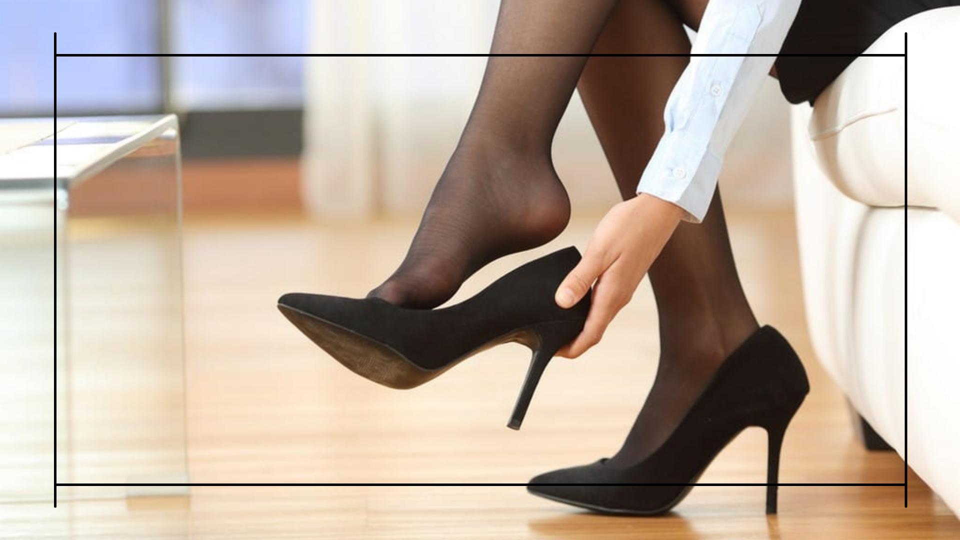 Por que as mulheres são apaixonadas por sapatos?