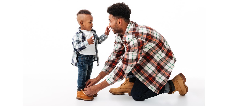Vestuário é presente perfeito para este Dia dos Pais.