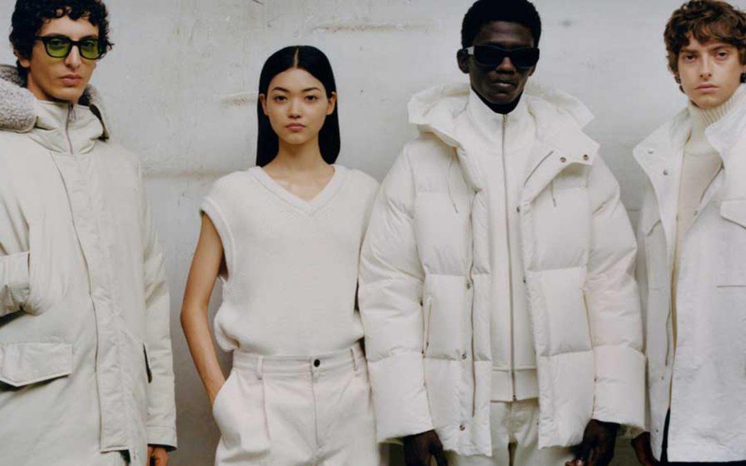 Zara Origins: a nova coleção da Zara minimalista e sem gênero.