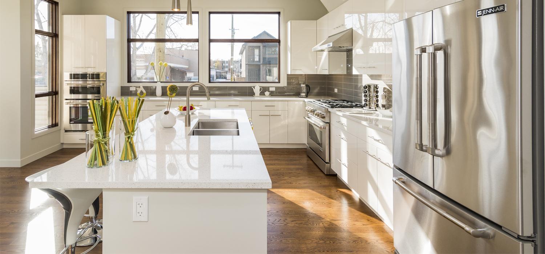 As melhores dicas para montar a cozinha dos sonhos.
