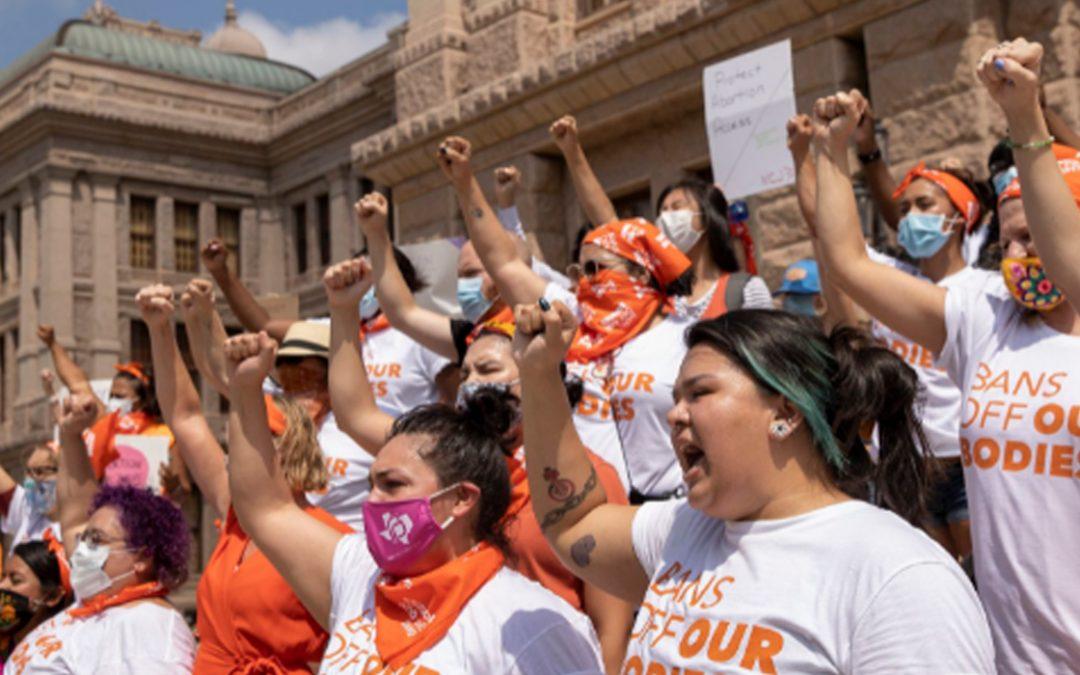 Texas é o epicentro da guerra contra o aborto nos Estados Unidos.